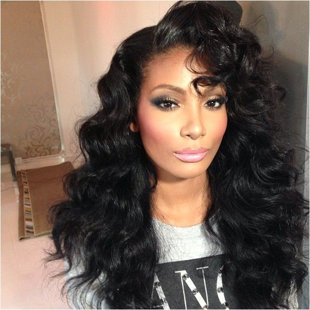 model hairstyles for loose wave weave hairstyles images about hair inspired on pinterest peruvian hair
