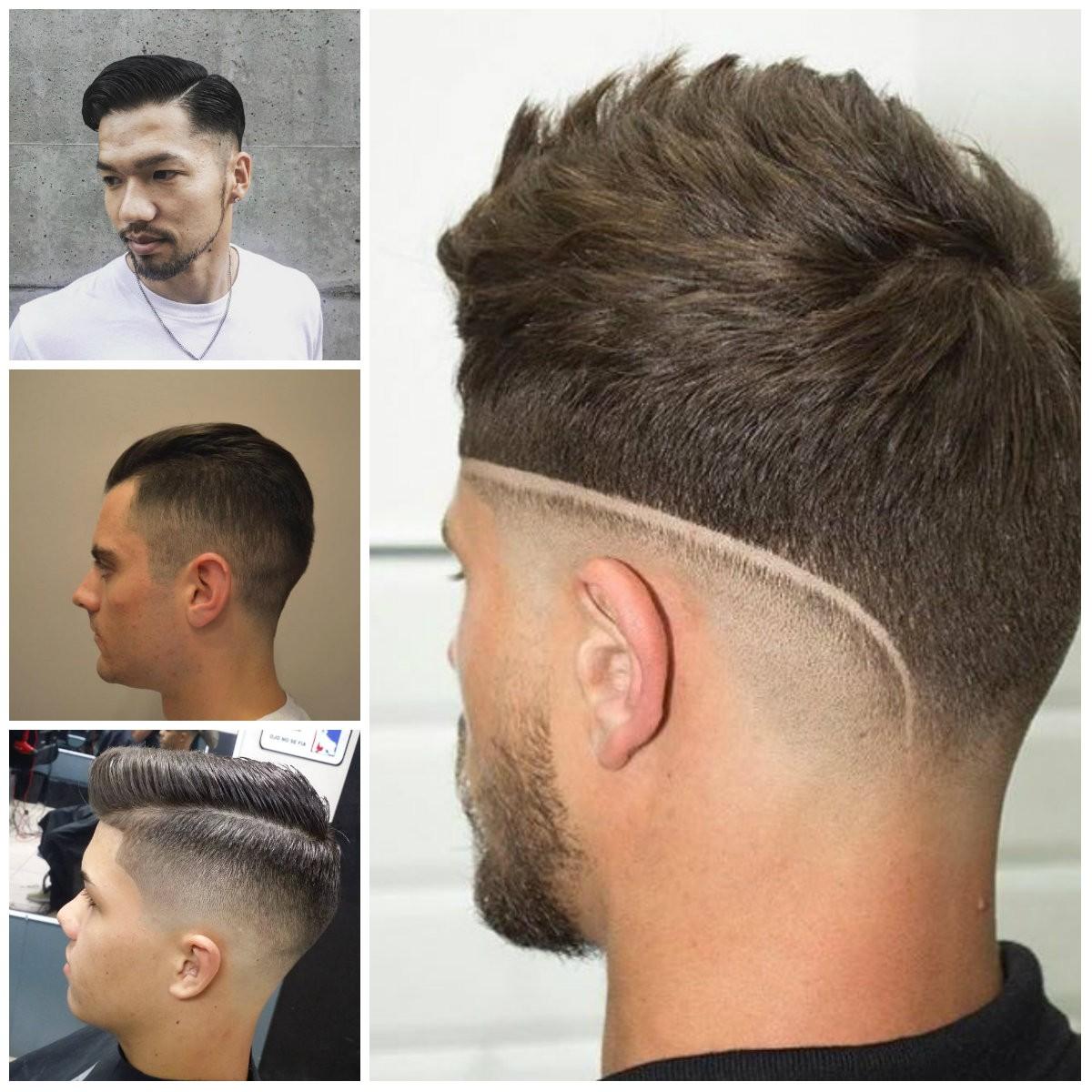 low fade undercut haircut