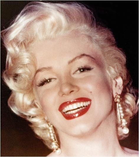 Marilyn Monroe Bob Haircut Curly Bob Hairstyles
