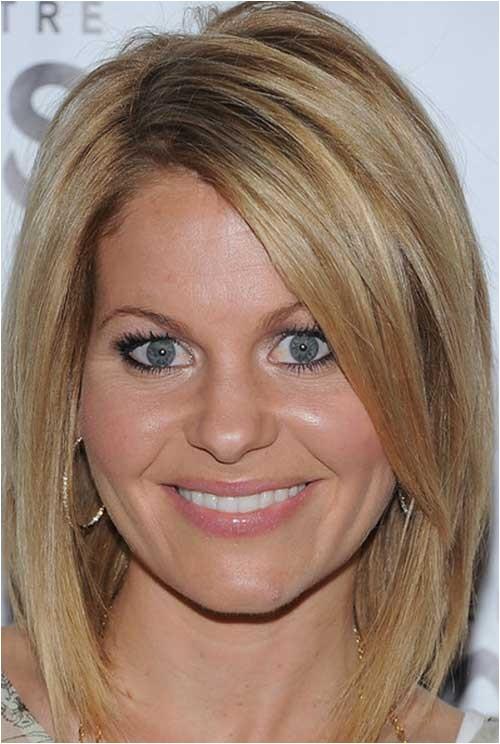 20 chic short medium hairstyles for women
