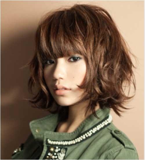15 thick medium length hairstyles respond