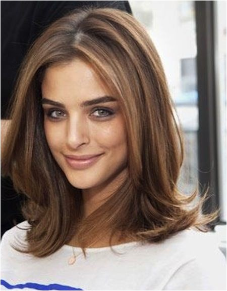 medium length hairstyles for 2018
