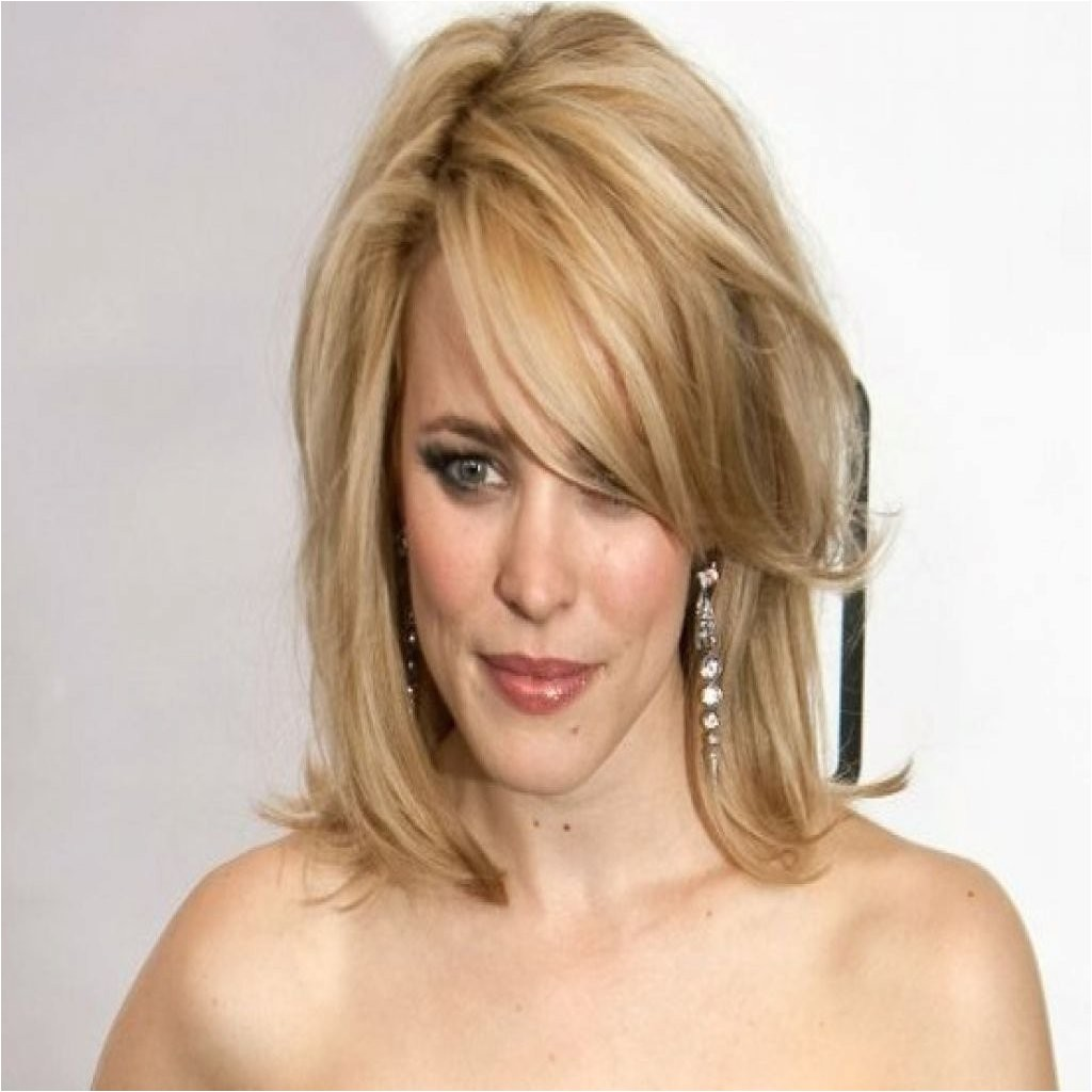 shoulder length haircuts for thin hair 2018