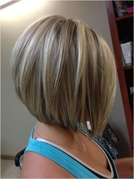 medium length inverted bob hairstyles for fine hair