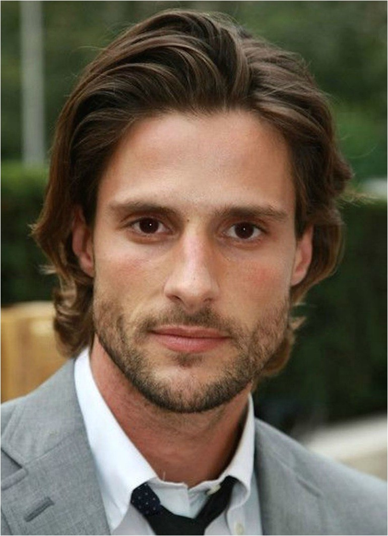 mens medium length hairstyles