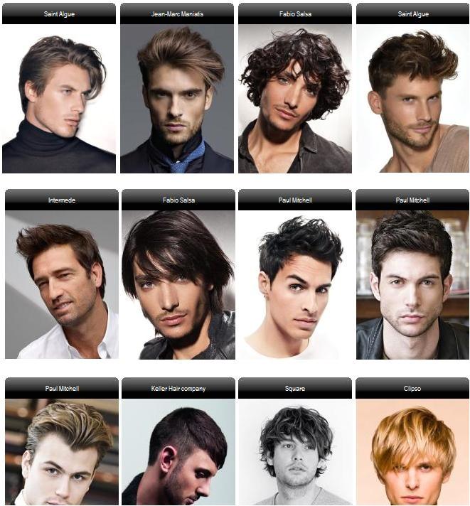 guy haircut names