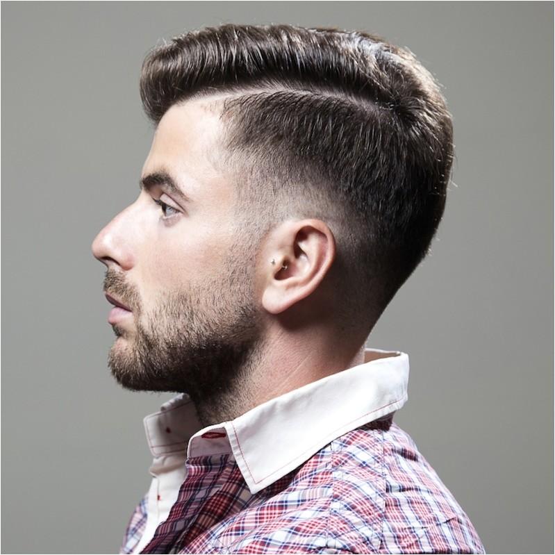 beautiful taper fade haircut styles men