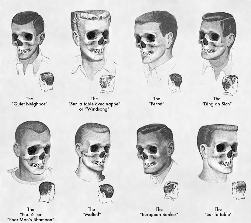 mens haircut numbers length