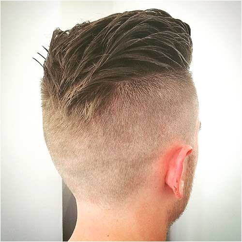 Men S Haircut Shaved Sides and Back Mens Shaved Sides Hairstyles Hairstyle for Women & Man