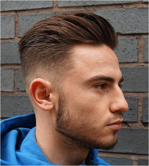 shaved sides haircuts for men