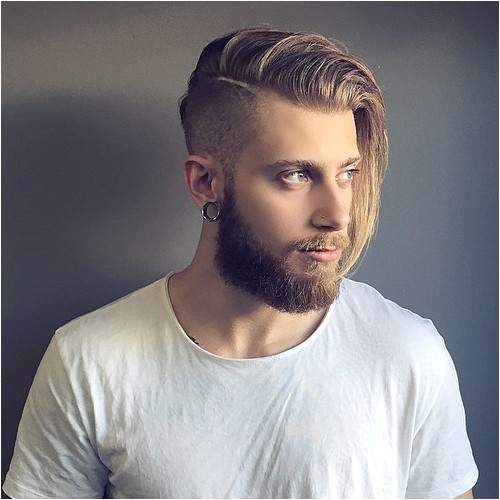 Men S Long Undercut Hairstyles 10 Undercut Hairstyles for Men 2018