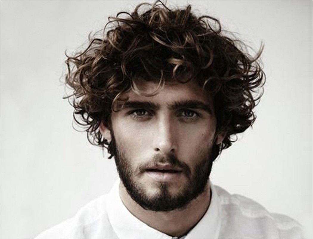 50 curly wavy hairstyles haircuts men