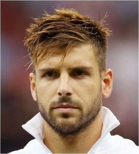 Men S soccer Haircuts Popular soccer Player Hairstyle Ideas