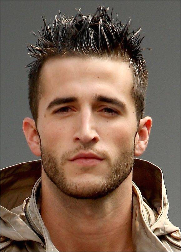 Men S Spiked Hairstyles Hair & Tattoo Lifestyle Spiky Hairstyle for Men