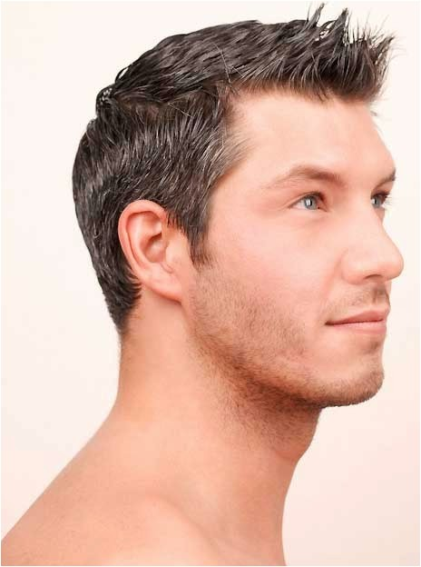 spiky hairstyles for men 2014
