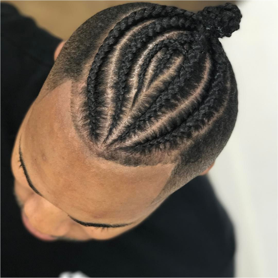 popular man braids hairstyles 2017