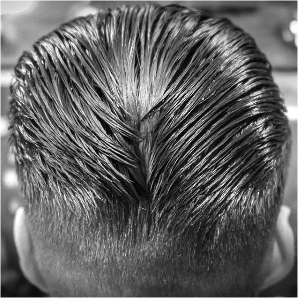 Mens Ducktail Hairstyle Ducktail Haircut for Men 30 Ducks Arse Hairstyles