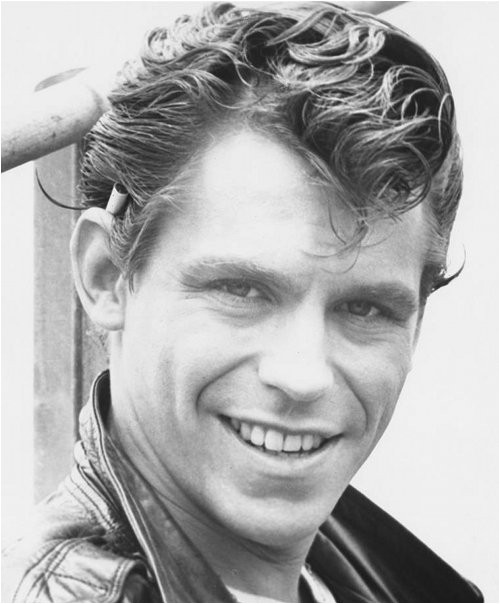 Mens Ducktail Hairstyle Get 1950's Mens Ducktail Hairstyle for Charming Look
