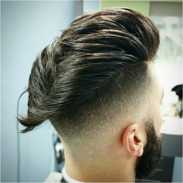 Mens Ducktail Hairstyle 1