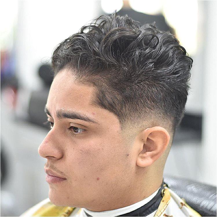 men undercut long hair styles