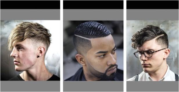 mens hairstyle app