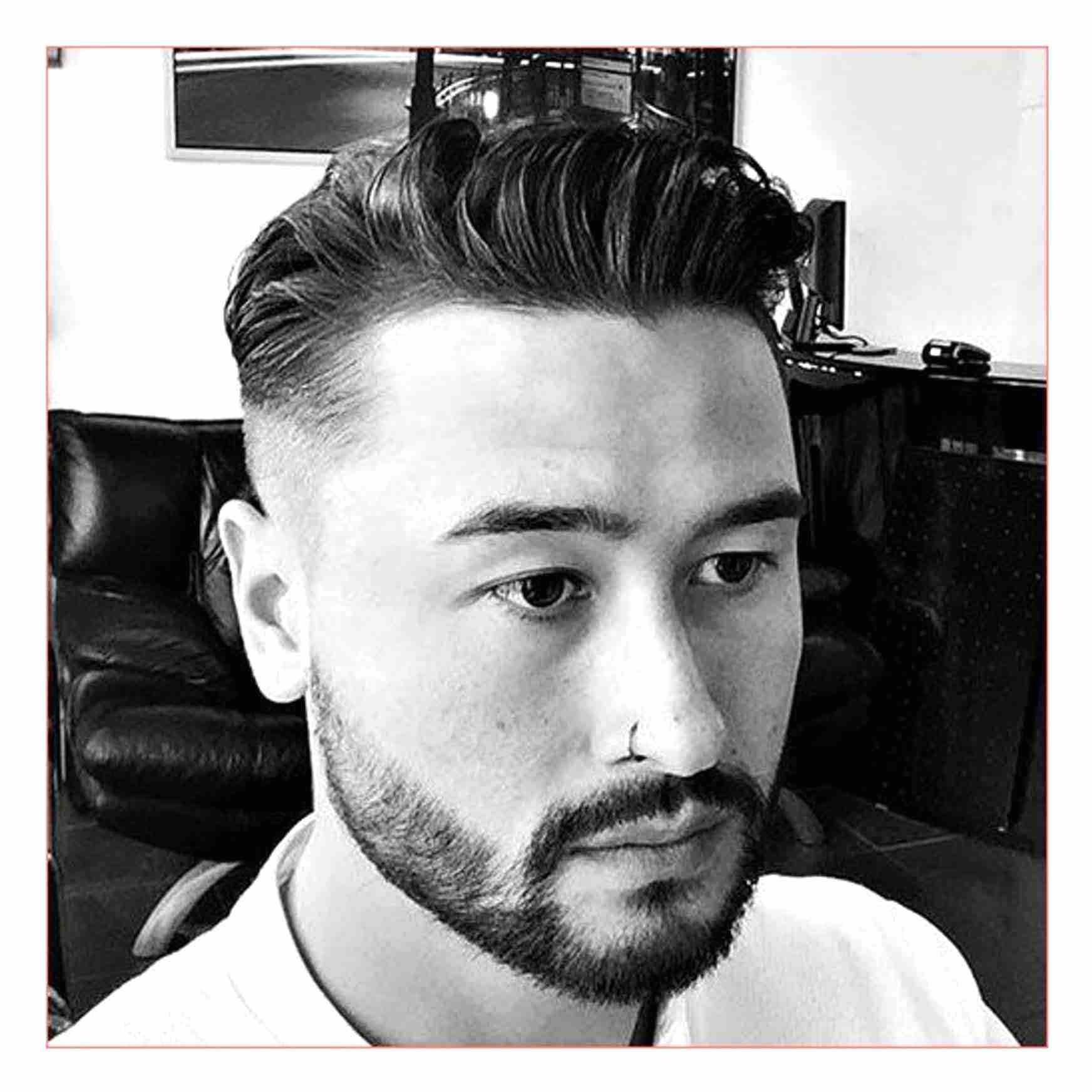 dapper haircut 2018