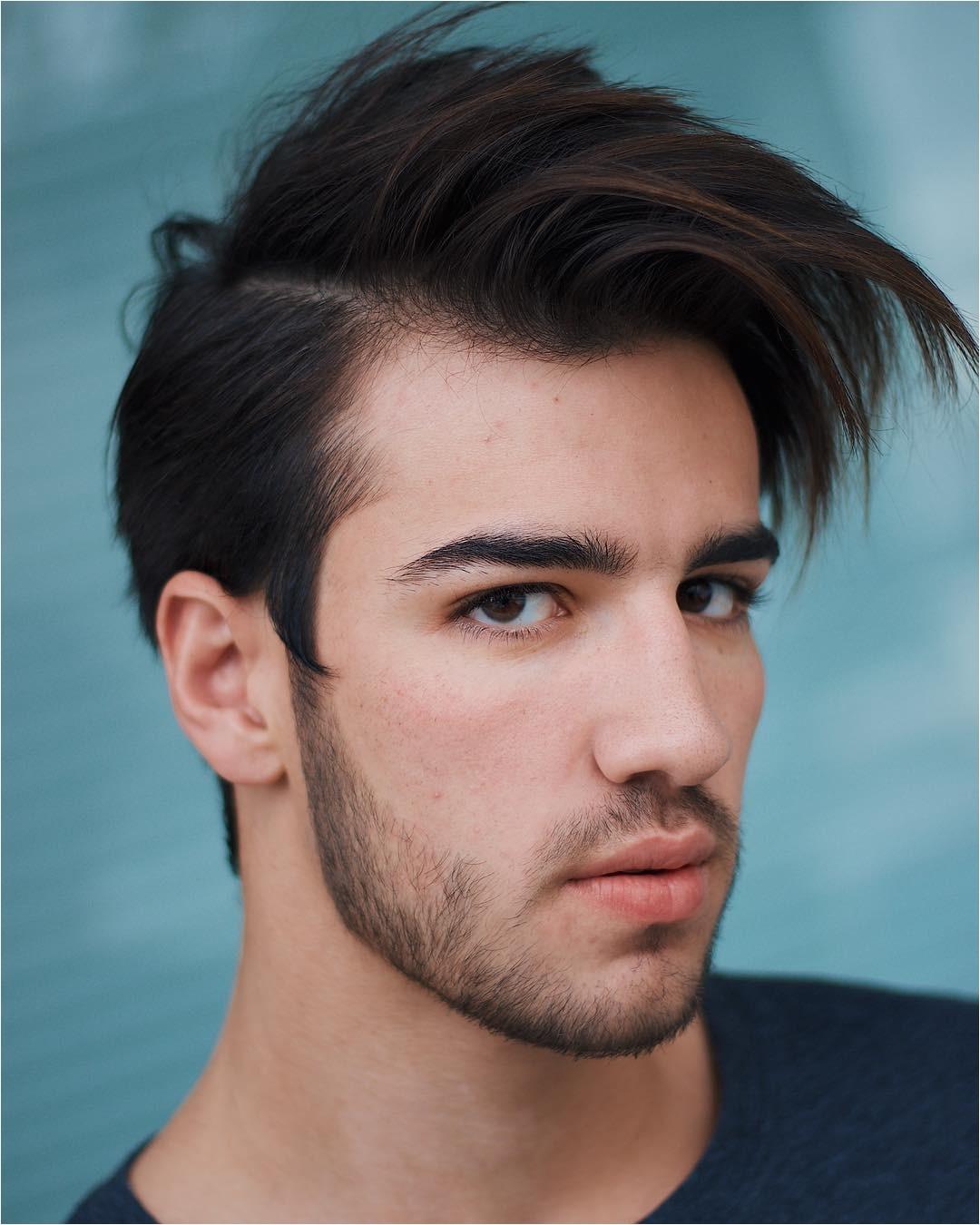 modern male haircuts 2017