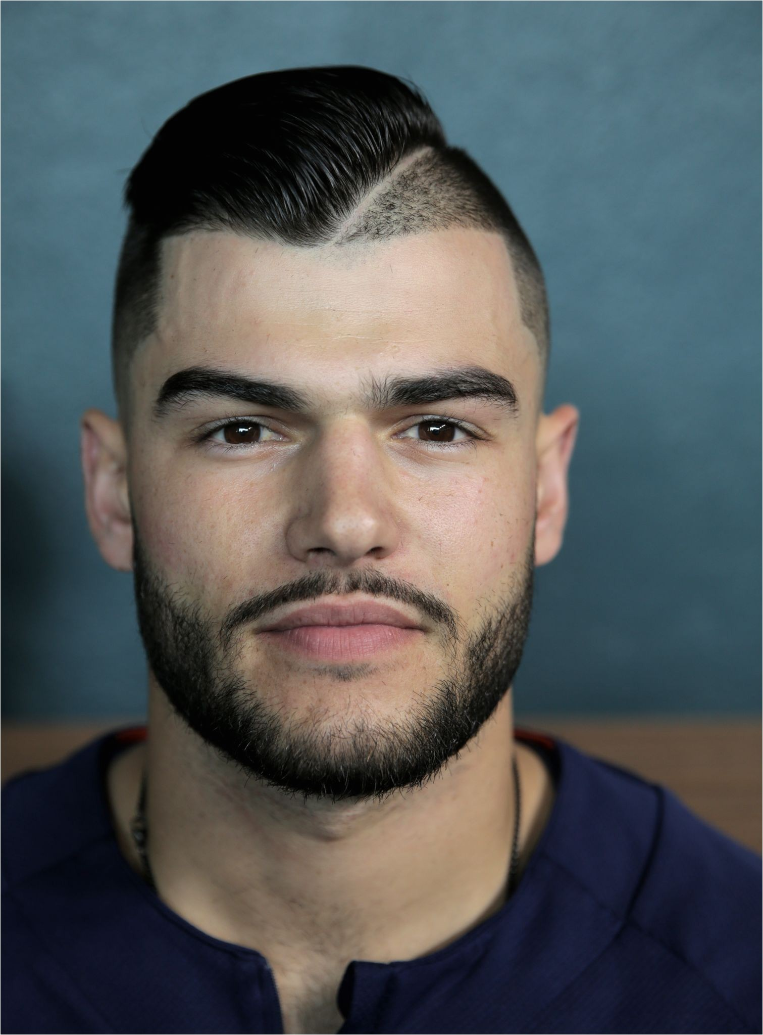 A cut above The legend of the Astros hair
