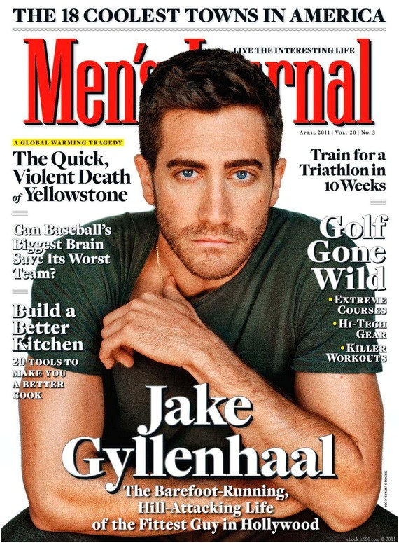 hairstyle magazines for men