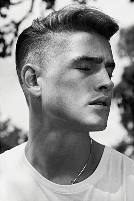Mens Haircut Magazine the Undercut A Plete Guide