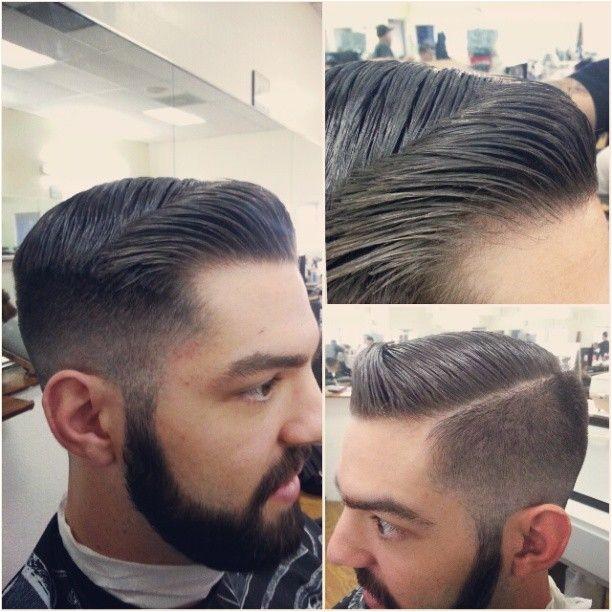 Mens Haircut Miami 1
