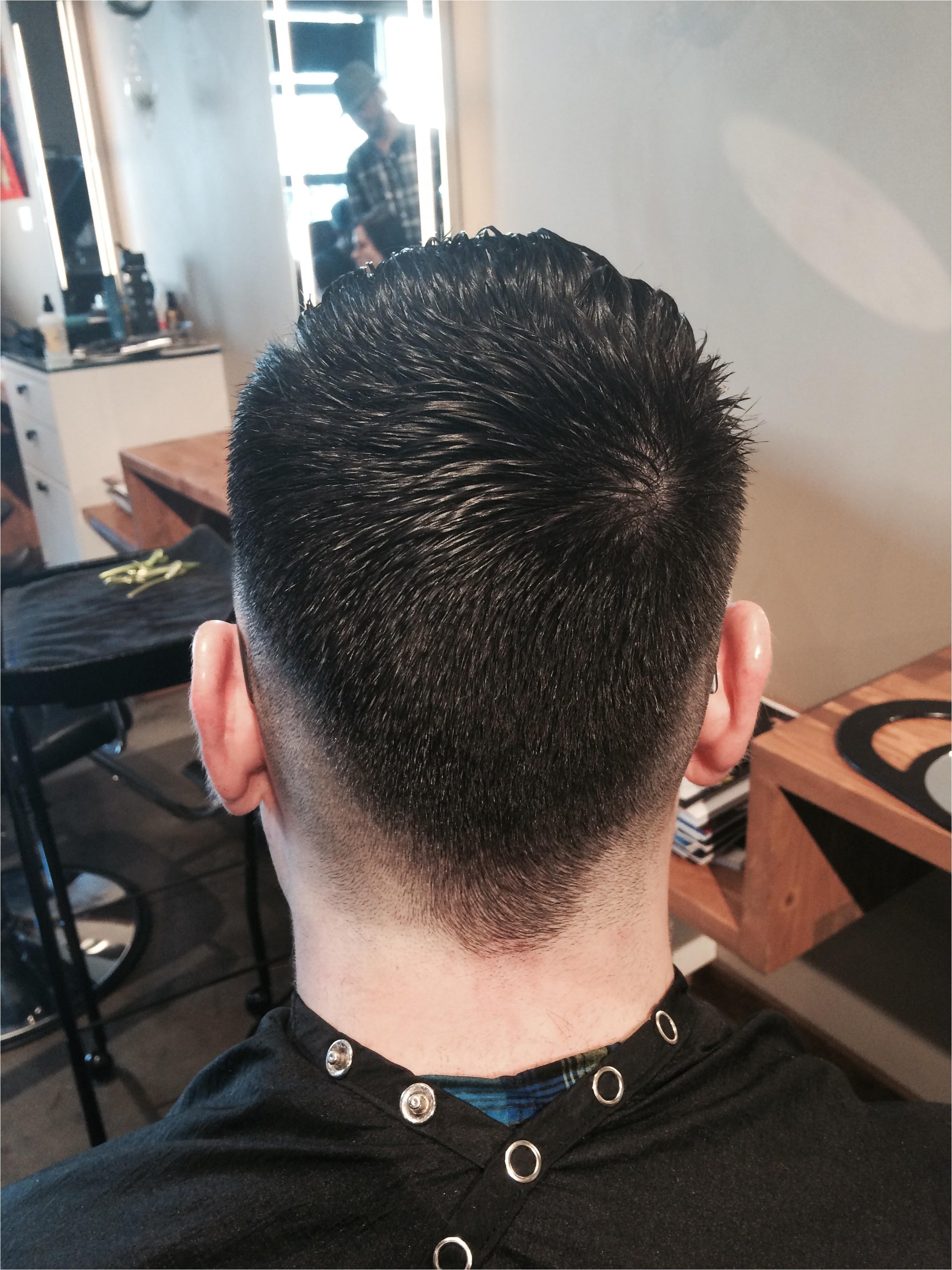 mens haircuts back view men39s cuts