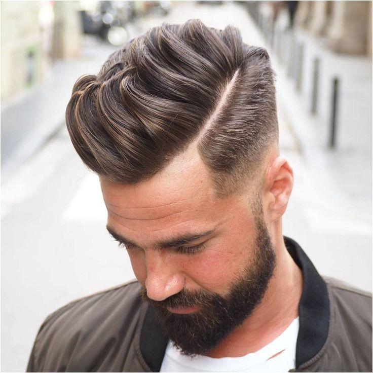 disconnected undercut low fade