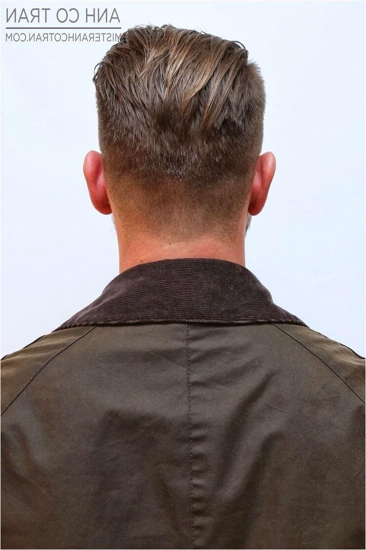 undercut hairstyle back of head