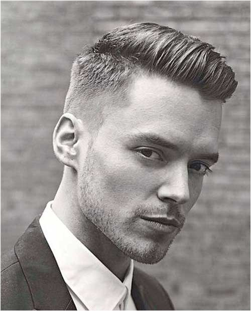10 hairstyles for men with thick hair