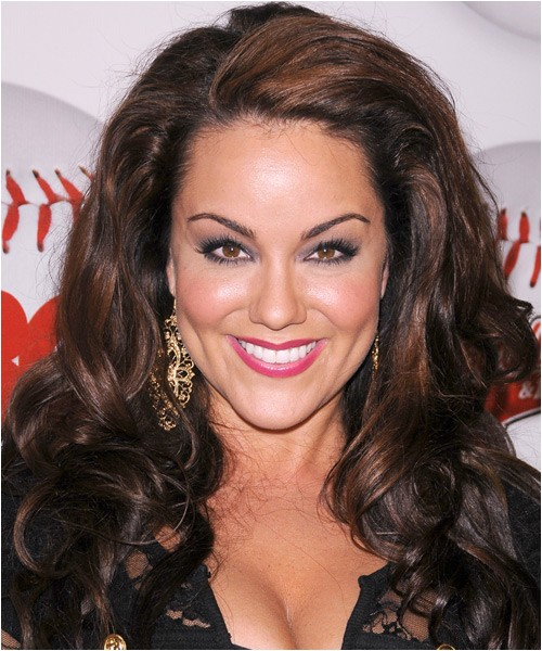 Katy Mixon full fancy hairstyle