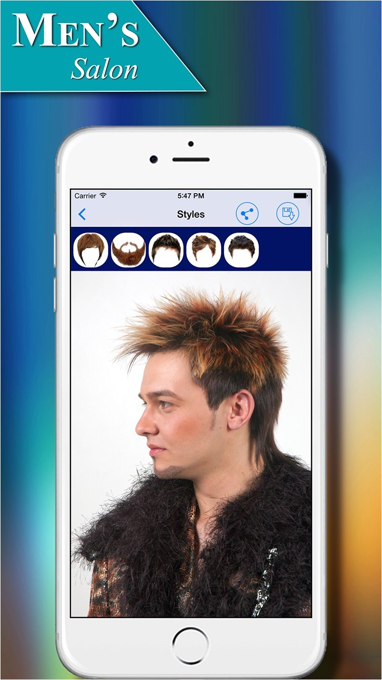 hairstyles apps upload picture