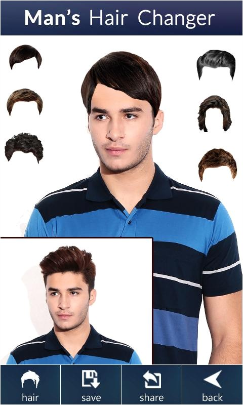 Mens Hairstyle App Men Hairstyles App