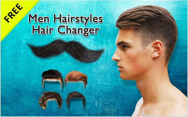 Mens Hairstyle App top 7 Best Hair Styler Apps for android to Try Different