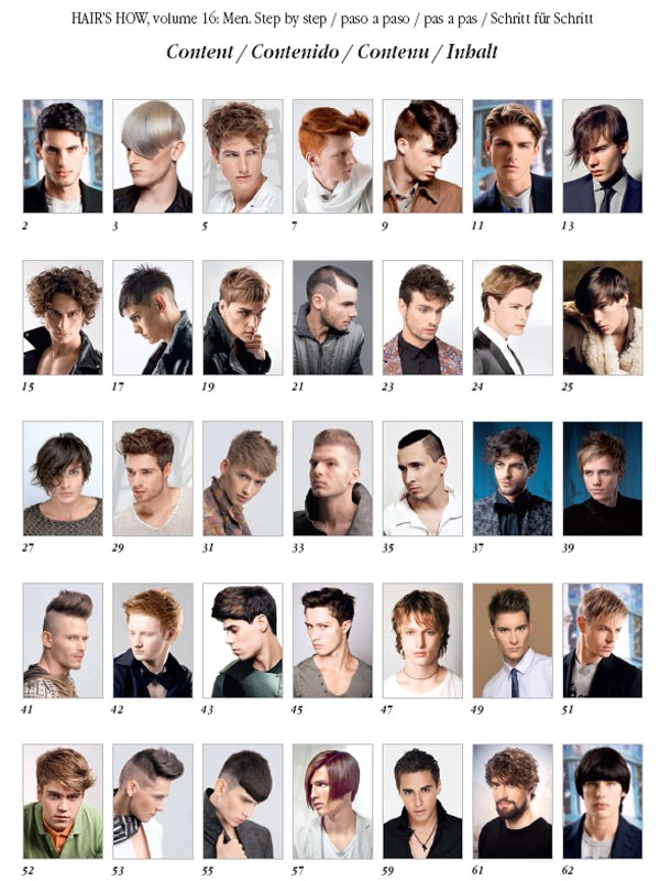 Mens Hairstyle Book Hair S How Vol 16 Men Hairstyles Hair and Beauty