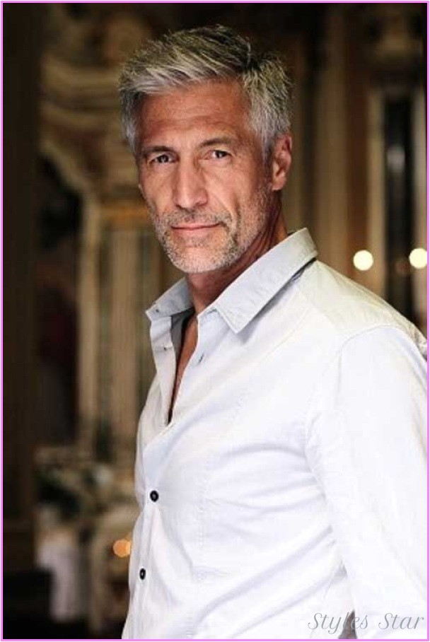 Mens Hairstyles 50 Years Old Mens Hairstyles Over 50 Years Old