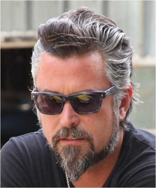 Mens Hairstyles for Gray Hair 10 Best Men with Gray Hair