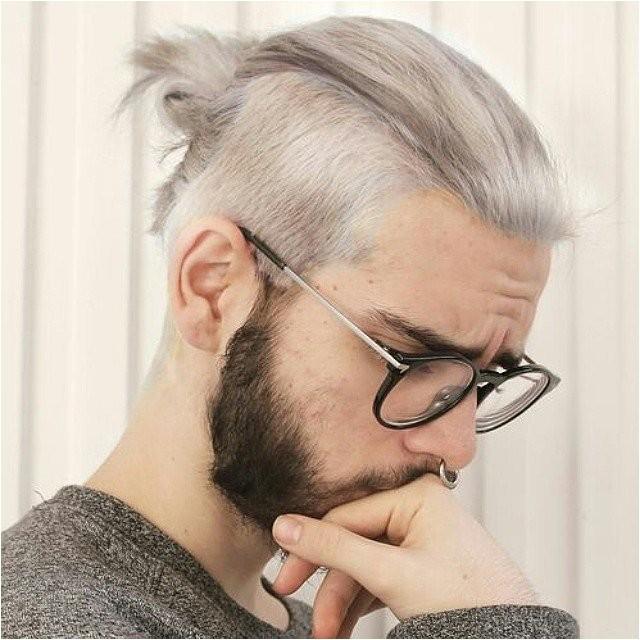 mature mens gray hairstyles