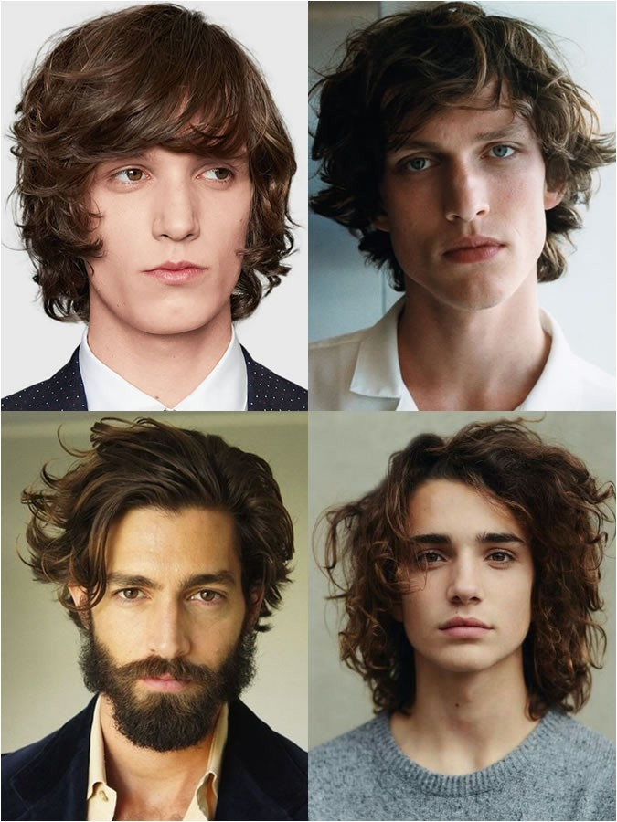 how to grow your hair out key long hairstyles for men