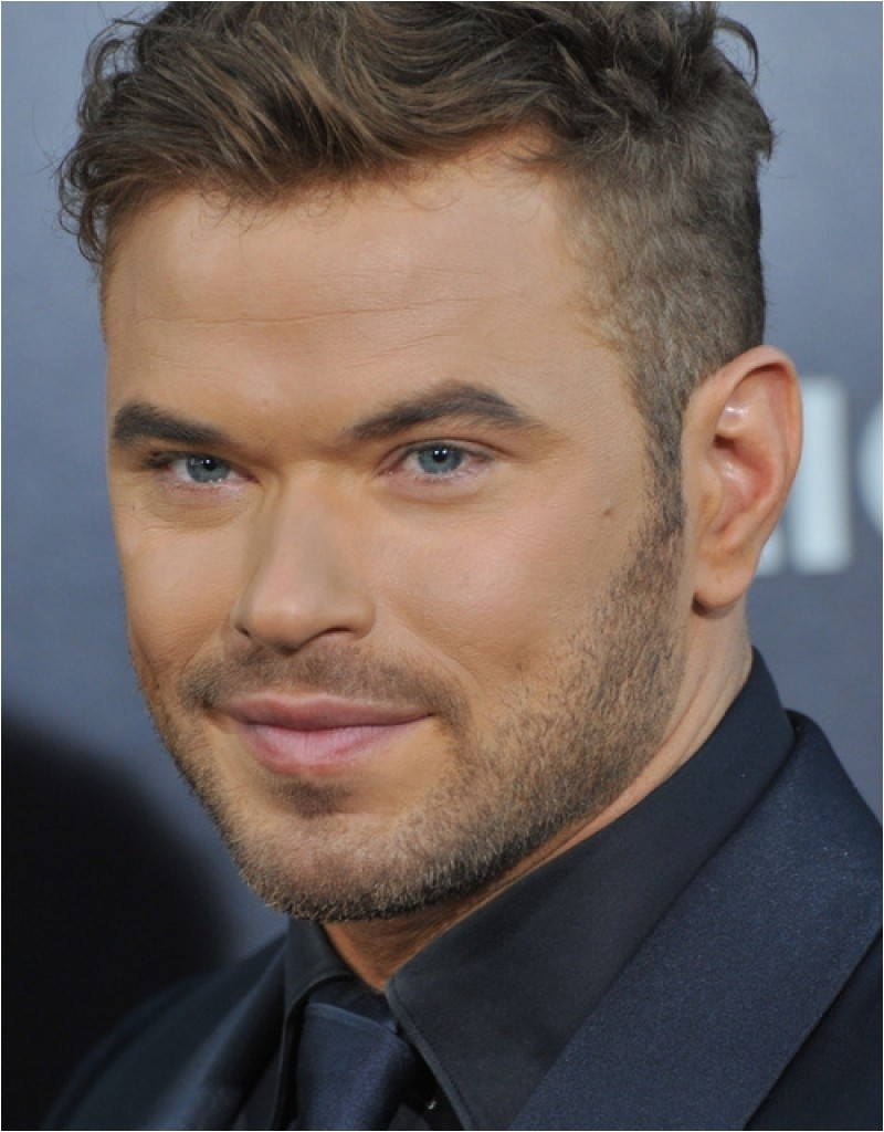 hairstyle for men with thinning hair