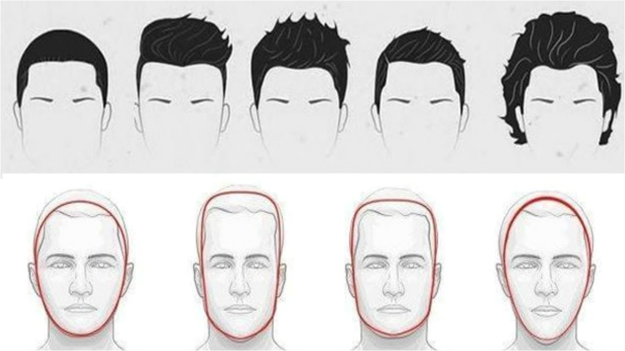 choose a hairstyle for your face