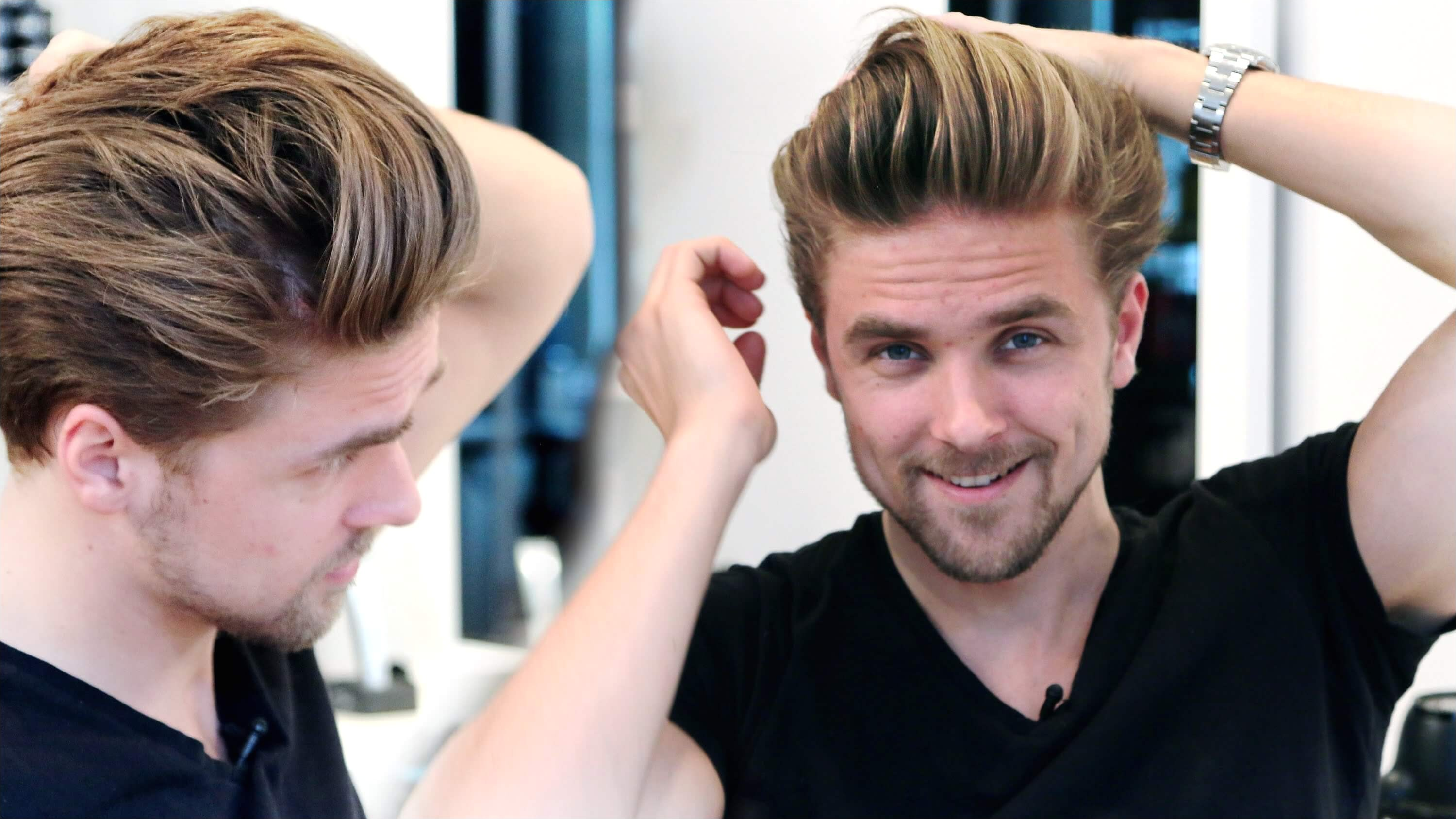 top 5 hairstyling tips men