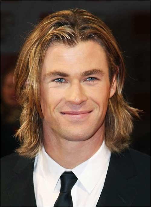 25 long haircuts for guys
