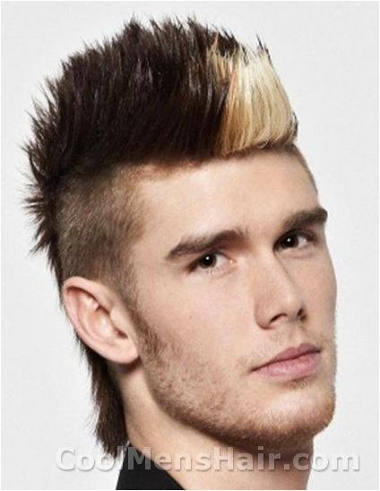 2012 2013 mohawk hairstyles for men