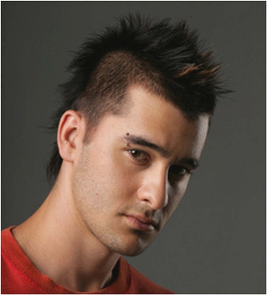 Mens Mohawk Hairstyles 2012 Mens Mohawk Hairstyles 2012
